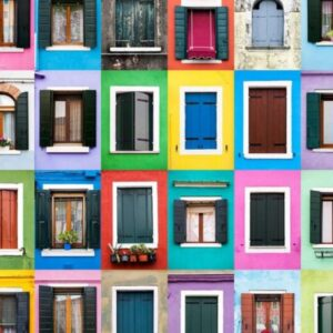 La ventana creativa