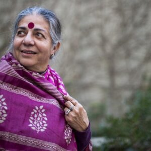 Vandana Shiva  Biografías