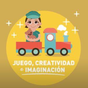 El juego, la creatividad y la imaginación